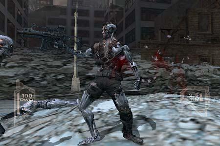Скачать Игру Terminator 3 Redemption