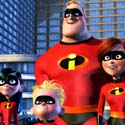 The Incredibles with World Famous Comics
